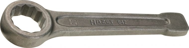 HAZET 642-30 Schlag-Ringschl/üssel
